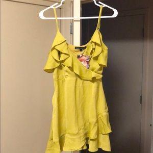 Naked wardrobe mini dress.